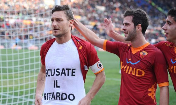 totti-message